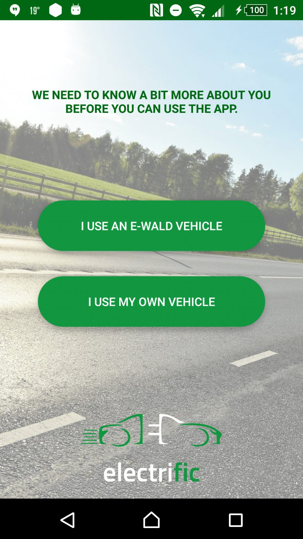 Renting or owning an Electric Vehicle